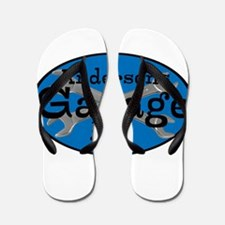 Personalized Garage Flip Flops