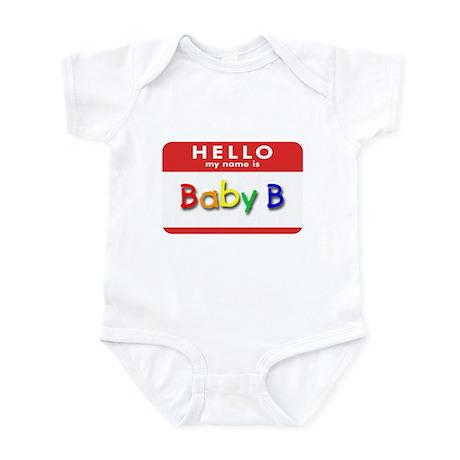 Baby B Infant Creeper