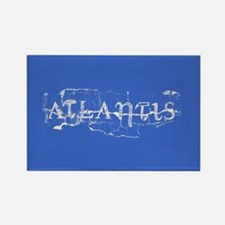 Atlantis Royal Rectangle Magnet