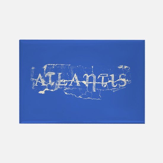 Atlantis Royal Rectangle Magnet