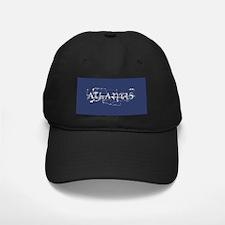 Atlantis Navy Baseball Hat
