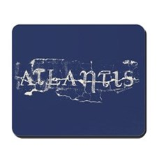 Atlantis Navy Mousepad