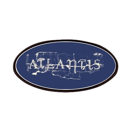 Atlantis Navy Patches
