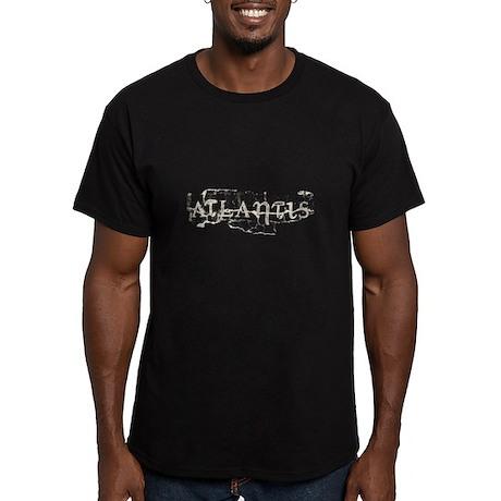 Atlantis Men's Fitted T-Shirt (dark)