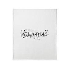 Atlantis Throw Blanket