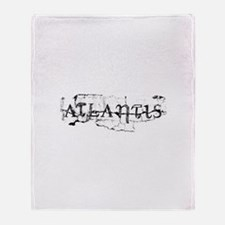 Atlantis Throw Blanket