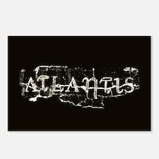 Atlantis Postcards (Package of 8)
