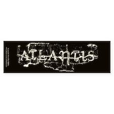 Atlantis Bumper Sticker