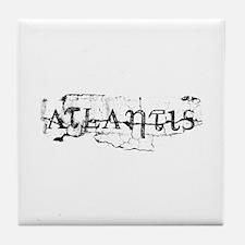 Atlantis Tile Coaster