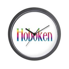 Hoboken Wall Clock