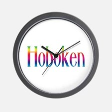 Hoboken Wall Clock
