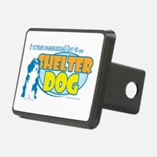 Rescued by Shelter Dog Hitch Cover