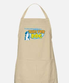 Rescued by Shelter Dog Apron