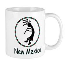 New Mexico kokopeli god Mug