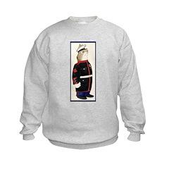 Velveteen Marine Sweatshirt