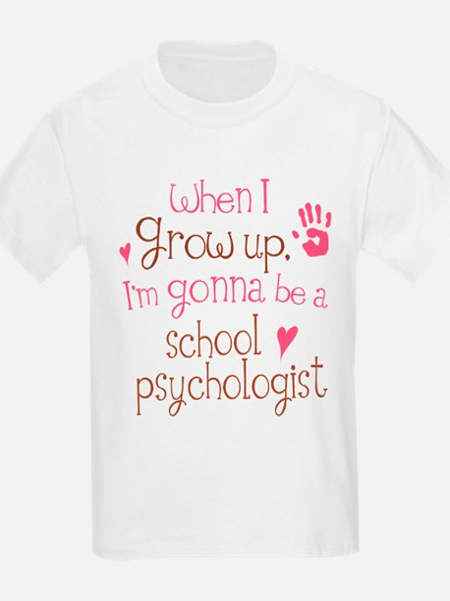 Future School Psychologist T-Shirt