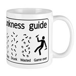 Drunkness guide Mug
