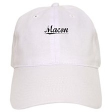 Macon, Vintage Baseball Cap