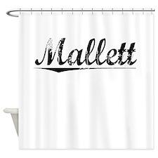 Mallett, Vintage Shower Curtain