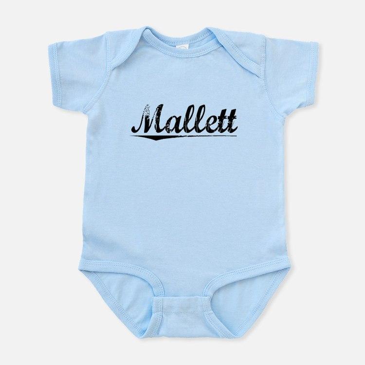 Mallett, Vintage Infant Bodysuit