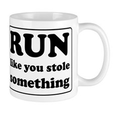Funny sports quote Mug