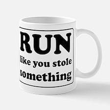 Funny sports quote Mug
