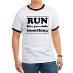 Funny sports quote Ringer T
