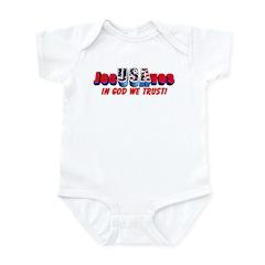 JesUSAves! Infant Creeper