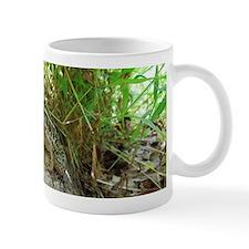 Frog on a log Mug