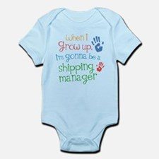 Future Shipping Manager Infant Bodysuit