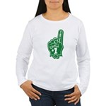 Team Zombie Women's Long Sleeve T-Shirt