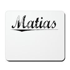 Matias, Vintage Mousepad