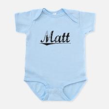Matt, Vintage Infant Bodysuit