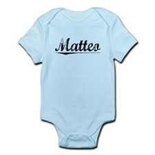 Matteo, Vintage Infant Bodysuit