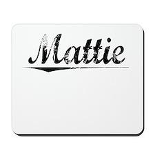 Mattie, Vintage Mousepad