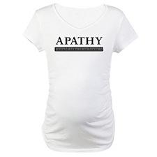 Apathy, Take It Or Leave It Shirt