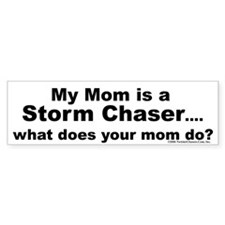 Twister Chasers Bumper Car Sticker