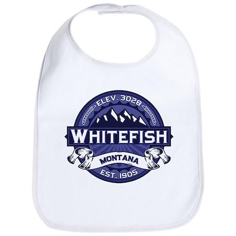 Whitefish Logo Midnight Bib