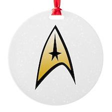 Star Trek Insignia Ornament