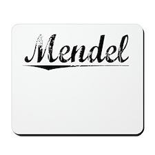 Mendel, Vintage Mousepad