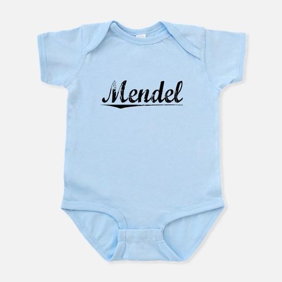 Mendel, Vintage Infant Bodysuit