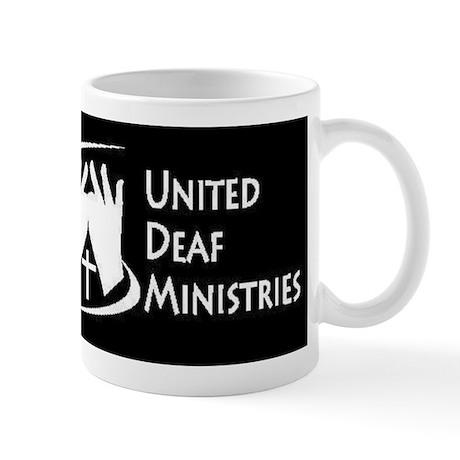 United Deaf Ministries Mug