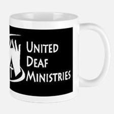United Deaf Ministries Mug