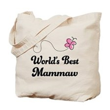Worlds Best Mammaw Tote Bag