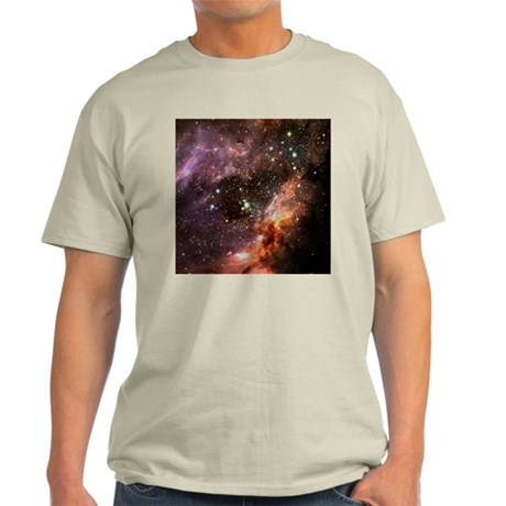 M17 Stellar Cluster Light T-Shirt