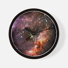 M17 Stellar Cluster Wall Clock