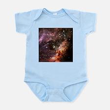 M17 Stellar Cluster Infant Bodysuit