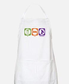 Eat Sleep Astrophysics BBQ Apron
