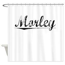 Morley, Vintage Shower Curtain