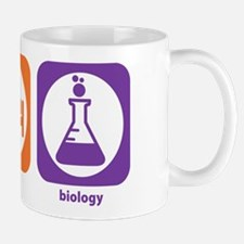 Eat Sleep Biology Mug